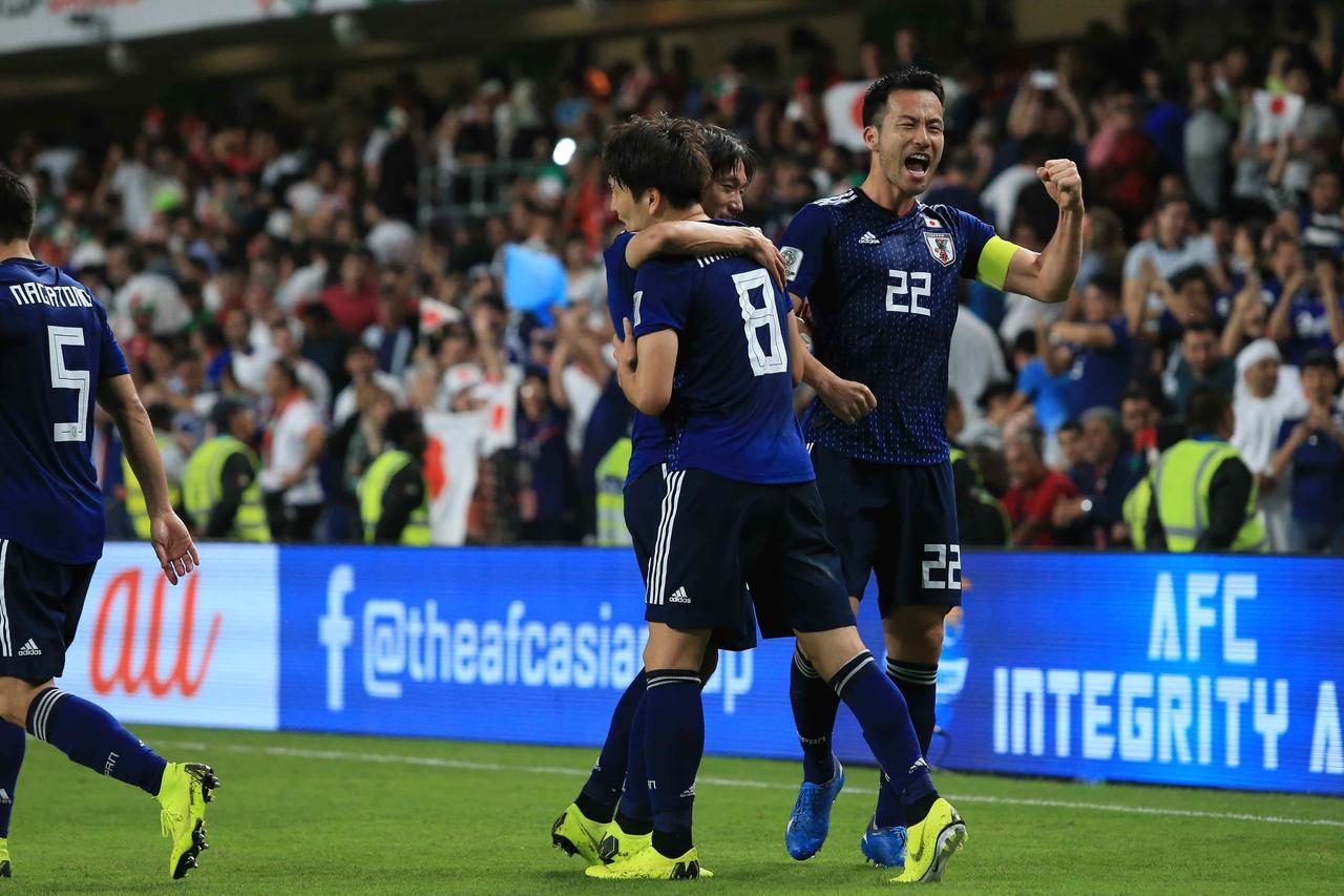 Images : 3番目の画像 - 今大会一番の出来で最強イランを破った日本。2大会ぶりの決勝進出を果たした(写真◎福地和男) - サッカーマガジンWEB