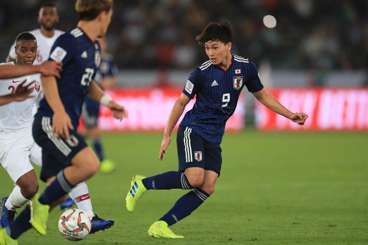 Images : 1番目の画像 - カタールに敗れて準優勝。日本の5度目の戴冠はならなかった(写真◎福地和男) - サッカーマガジンWEB