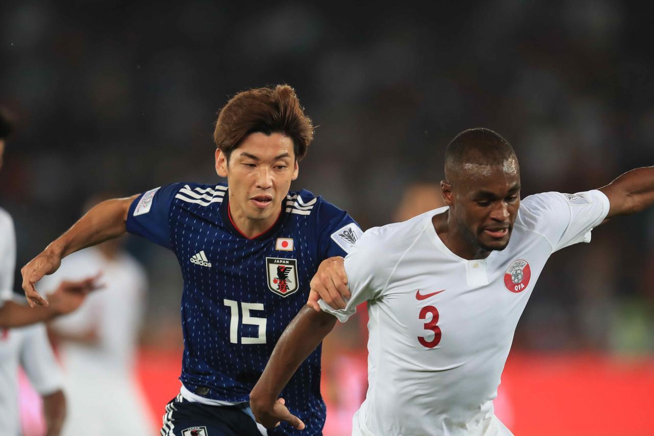 Images : 2番目の画像 - カタールに敗れて準優勝。日本の5度目の戴冠はならなかった(写真◎福地和男) - サッカーマガジンWEB