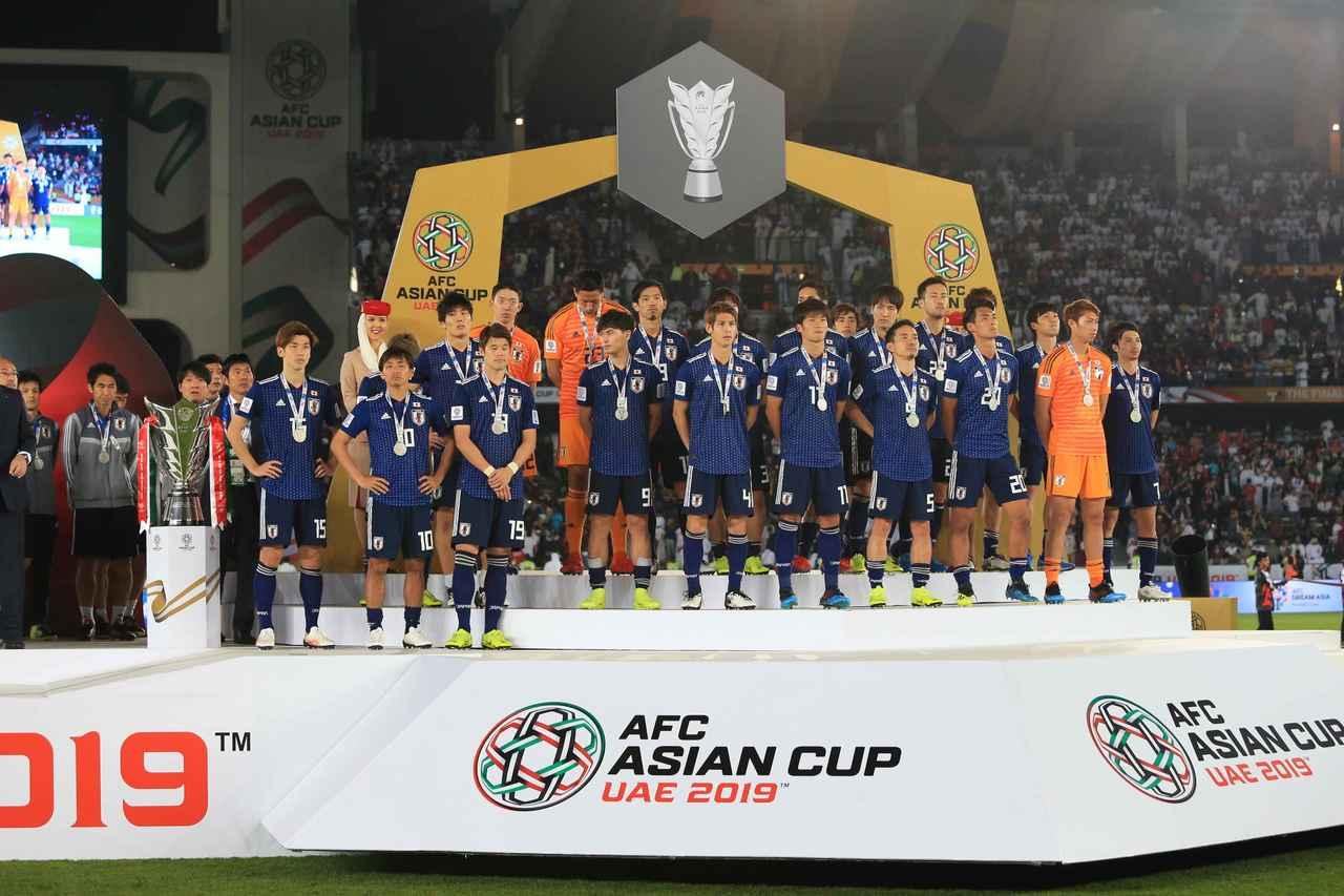 Images : 6番目の画像 - カタールに敗れて準優勝。日本の5度目の戴冠はならなかった(写真◎福地和男) - サッカーマガジンWEB