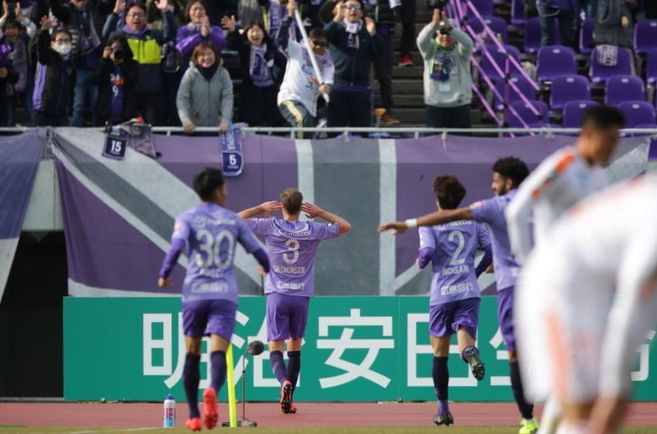 Images : 5番目の画像 - 広島はホームでの開幕戦で清水と引き分け(写真◎J.LEAGUE) - サッカーマガジンWEB