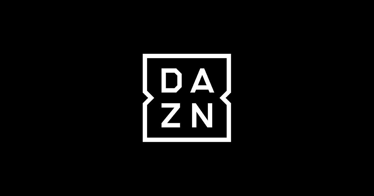 画像: DAZN (ダゾーン) | スポーツを観よう! ライブも見逃した試合も いつでも、どこでも