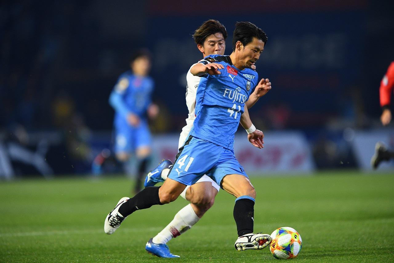 Images : 1番目の画像 - 川崎Fは開幕から2試合連続引き分けとなった 写真◎J.LEAGUE - サッカーマガジンWEB