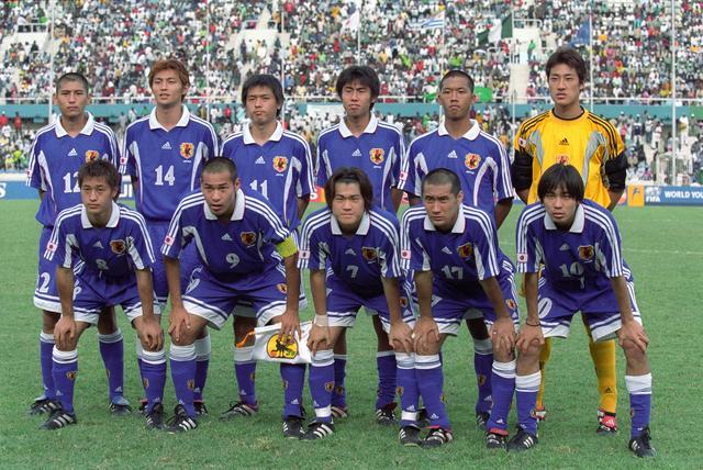 画像: 黄金世代と呼ばれる選手たちが出場した99年のワールドユースで準優勝という快挙を成し遂げた(写真◎Getty Images)