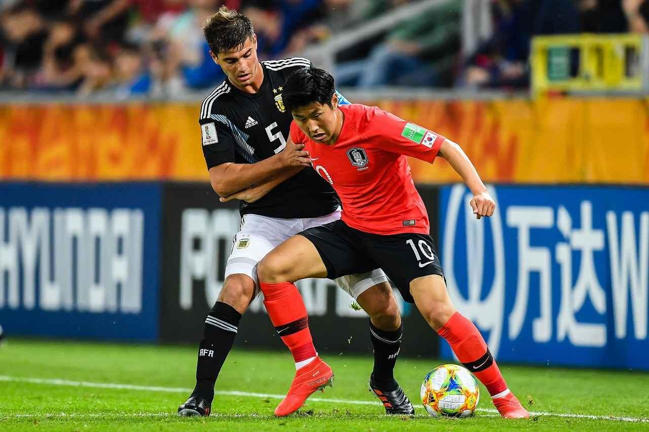 画像: 韓国のイ・ガンインはスペインでプレーする。警戒すべき選手の一人だ(写真◎Getty Images)