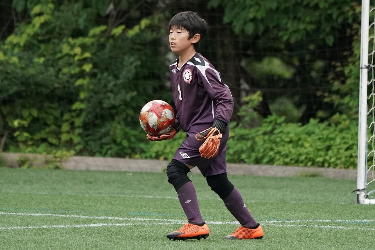 Images : 6番目の画像 - サッカーマガジンカップ・全国少年大会 2日目の模様(写真◎BBM) - サッカーマガジンWEB