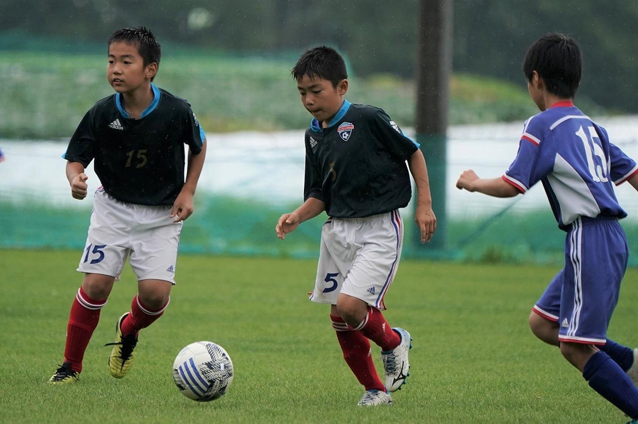 Images : 3番目の画像 - サッカーマガジンカップ・全国少年大会 2日目の模様(写真◎BBM) - サッカーマガジンWEB