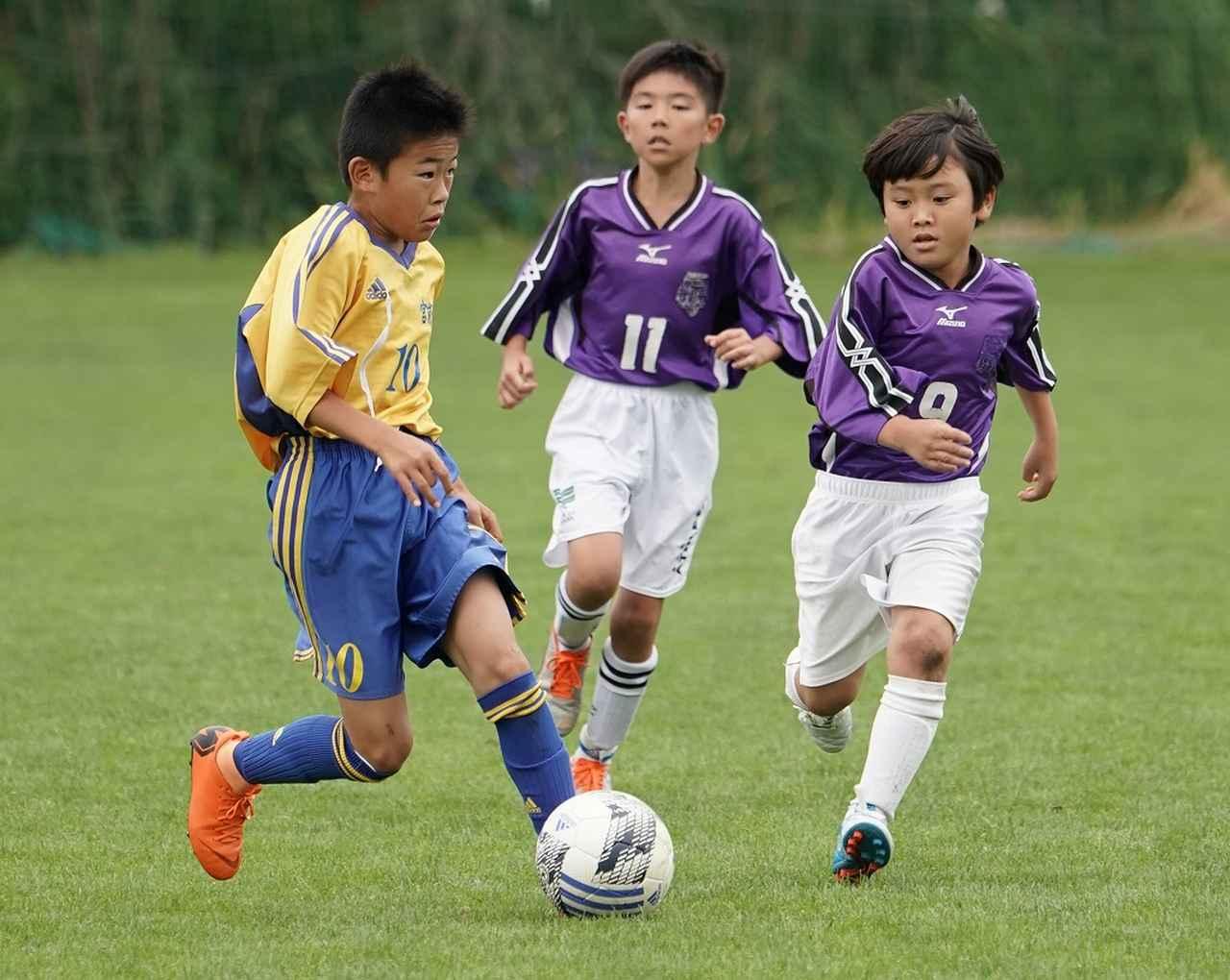 Images : 4番目の画像 - サッカーマガジンカップ・全国少年大会 2日目の模様(写真◎BBM) - サッカーマガジンWEB