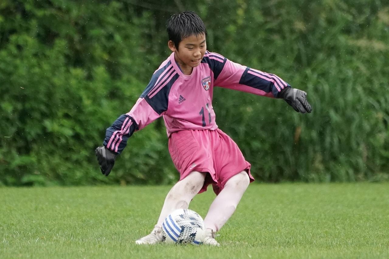 Images : 2番目の画像 - サッカーマガジンカップ・全国少年大会 2日目の模様(写真◎BBM) - サッカーマガジンWEB