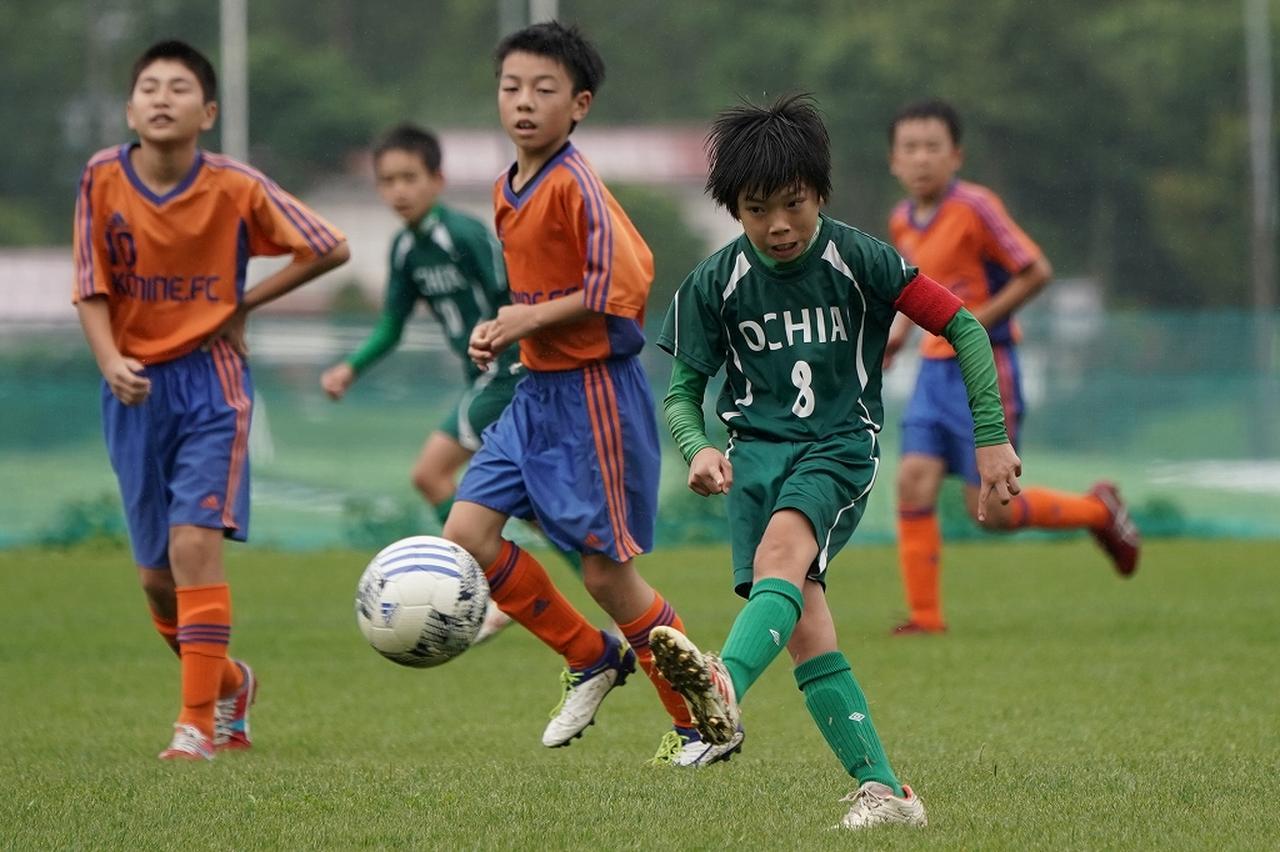 Images : 1番目の画像 - サッカーマガジンカップ・全国少年大会 2日目の模様(写真◎BBM) - サッカーマガジンWEB