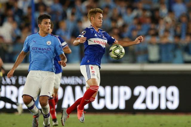 画像: 【横浜FM】「自分たちの信じるサッカーを」~DFティーラトンはイングランド王者相手にも信念を貫く - ベースボール・マガジン社WEB