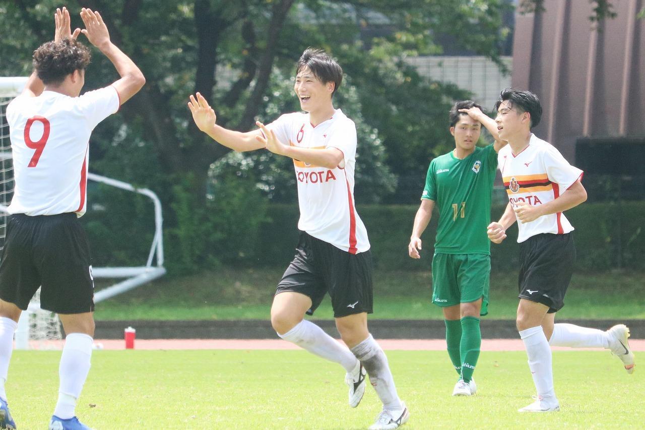 画像: 【クラブユース選手権】名古屋U-18が東京Vユースを破り四強入り~先制点の新玉瑛琉「全員の気持ちがこもったゴール」 - ベースボール・マガジン社WEB