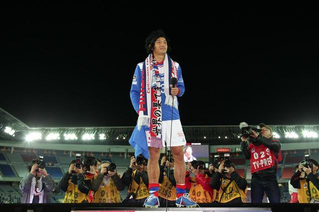 画像: 【サッカーコラム8月編】松田直樹が旅立って8年~サッカー小僧の魂をいま改めて振り返る - ベースボール・マガジン社WEB