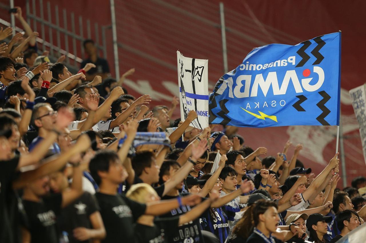 Images : 2番目の画像 - アウェーに乗り込んだG大阪は、パトリックのPKで同点に追いつき勝ち点1獲得(写真◎J.LEAGUE) - サッカーマガジンWEB