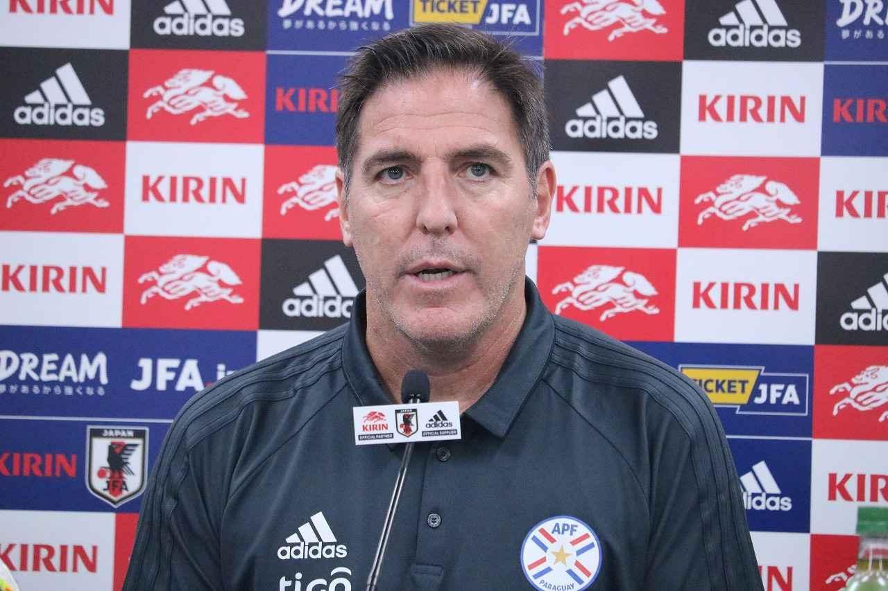 画像: 【日本代表】パラグアイ指揮官がスペインで戦う日本人を称賛~「競争力の高いリーグでプレーする力を持っている」 - ベースボール・マガジン社WEB