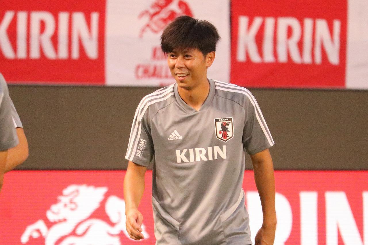 画像: 【日本代表】「思い入れがある」カシマに帰還~安西幸輝「試合に出てサポーターに成長した姿を見せたい」 - ベースボール・マガジン社WEB