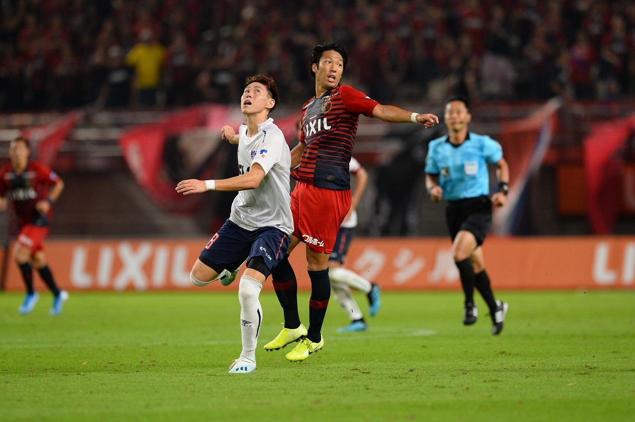 Images : 2番目の画像 - 鹿島が首位FC東京を破り、勝ち点3を積み上げた(写真◎J.LEAGUE) - サッカーマガジンWEB