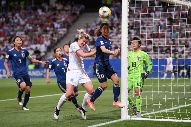 画像: 【女子W杯】なでしこ、イングランドに敗れて2位通過・ラウンド16はオランダorカナダと - ベースボール・マガジン社WEB