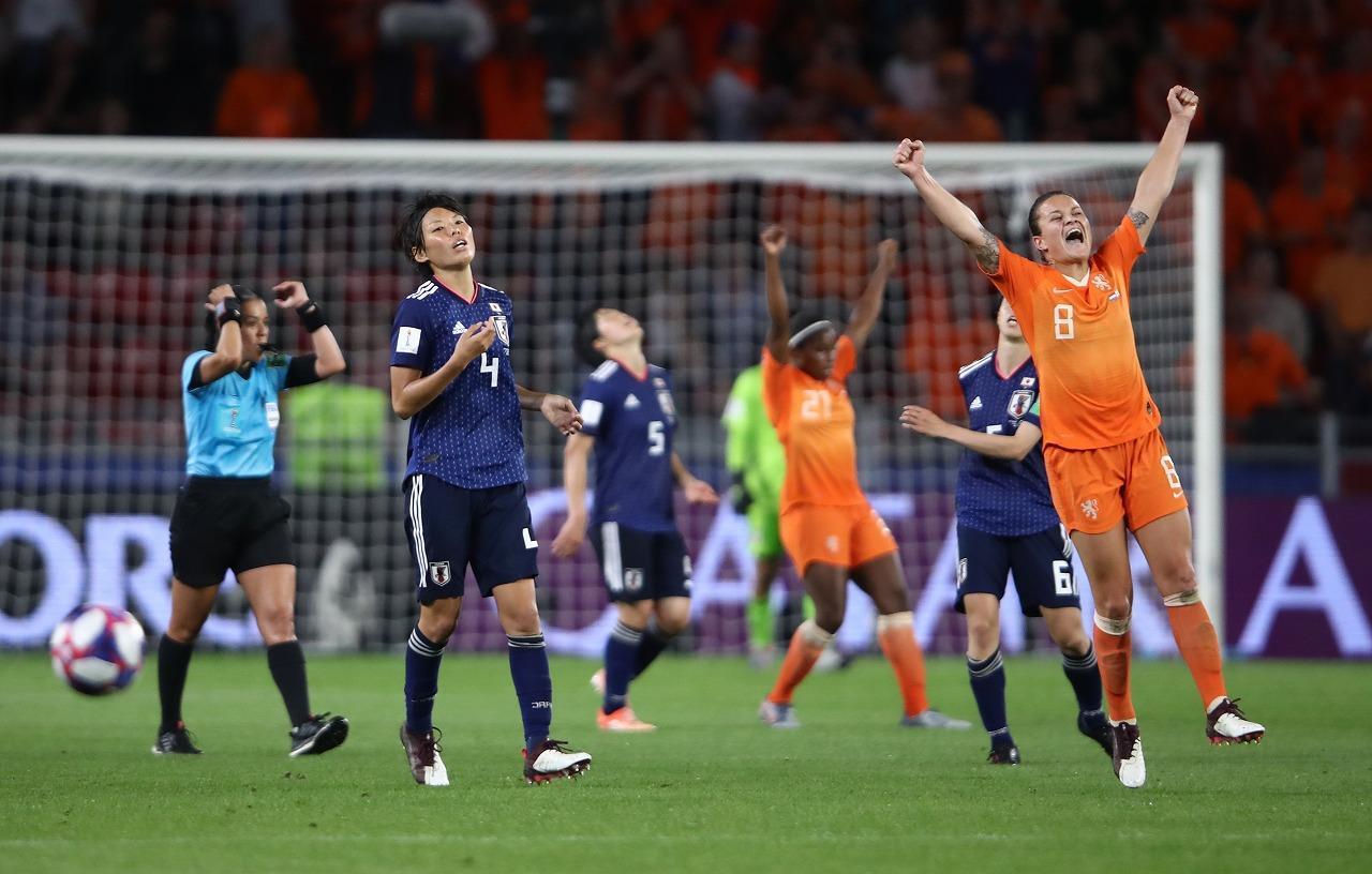 画像: 【女子W杯】なでしこ、ベスト16で敗退~オランダに敗れ、2大会ぶりの優勝ならず - ベースボール・マガジン社WEB