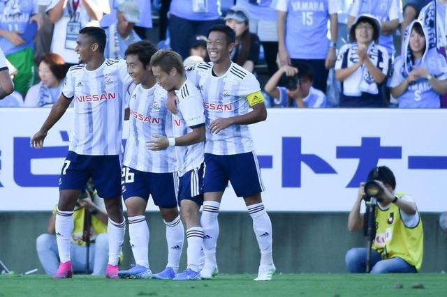画像: 【横浜FM】首位に勝ち点1差に迫る勝利で実感したチームの成長~喜田拓也「我慢して踏ん張れた」 - ベースボール・マガジン社WEB