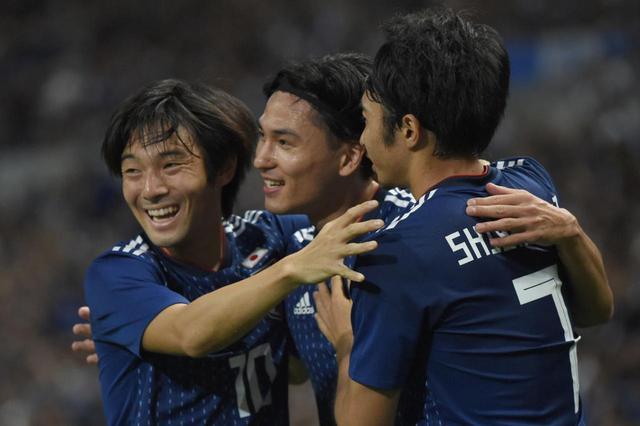 画像: 【日本代表】W杯予選ホーム初戦はモンゴルに6-0で圧勝~森保監督「油断や隙を見せずに結果を出してくれた」 - ベースボール・マガジン社WEB