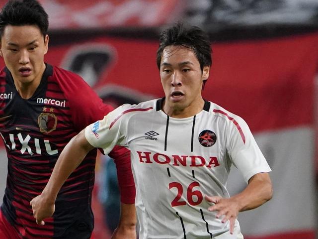 画像: 【Honda FC】鹿島に敗れるも堂々の天皇杯ベスト8~最多4本のシュートを放ったFW遠野大弥「昨年よりも自分たちのサッカーができた」 - ベースボール・マガジン社WEB