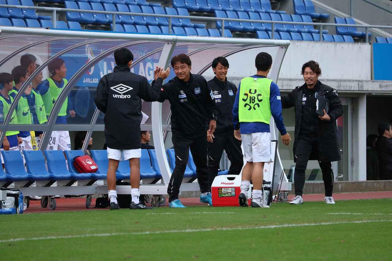 Images : 3番目の画像 - 合計5ゴールが生まれた京都U-18との点の取り合いを制したG大阪ユースが準決勝進出(写真◎サッカーマガジン) - サッカーマガジンWEB