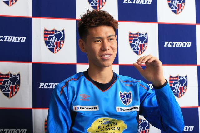 画像: FC東京で優勝することの意義を語った橋本(写真◎福地和男)
