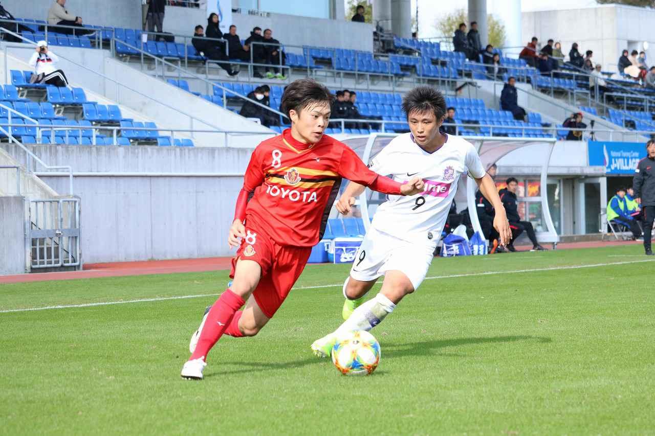 Images : 3番目の画像 - 3冠を目指す名古屋U-18が、広島ユースを破って準決勝進出を果たした(写真◎サッカーマガジン) - ベースボール・マガジン社WEB