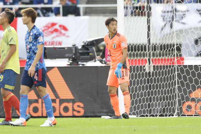画像: 【U-22日本代表】止められなかった1失点目を悔やむGK大迫敬介「あれを止めてこそGK」 - ベースボール・マガジン社WEB