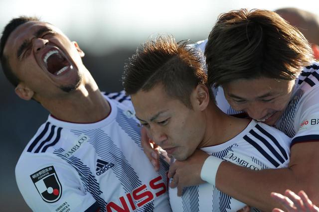 画像: 【横浜FM】決定は持ち越しもマリノスが15年ぶりのJ1優勝に王手! - ベースボール・マガジン社WEB