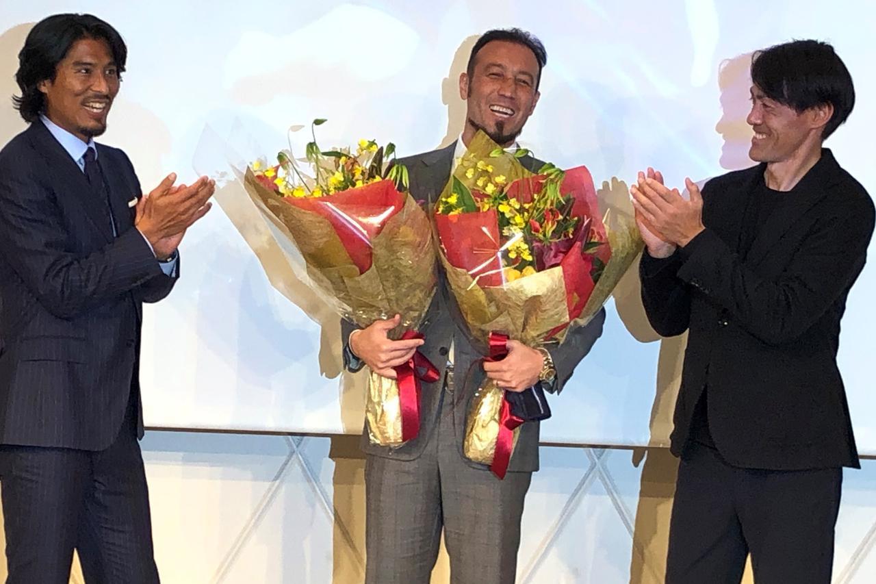 画像: 元日本代表DF闘莉王が引退「パラグアイ戦でPKを蹴っていたら…」 - ベースボール・マガジン社WEB