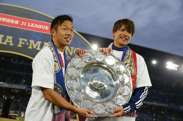 画像: 【横浜FM】もう1人のキャプテンMF扇原貴宏「仲間を信じていた」 - ベースボール・マガジン社WEB
