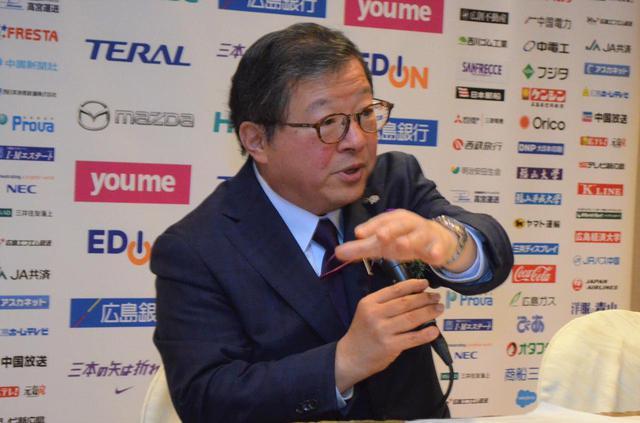 画像: 広島の新社長が決意、新スタジアムは「最新の設備、最高の環境を」 - ベースボール・マガジン社WEB