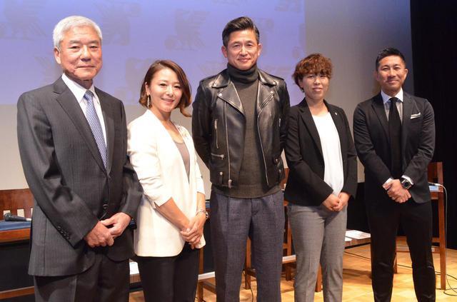画像: カズが明かした『キング』の由来。「93年の北朝鮮戦の後に…」 - ベースボール・マガジン社WEB