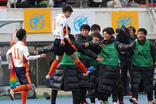 画像: 【開幕戦】國學院久我山が前原から大量8ゴールを奪い初戦突破 - サッカーマガジンWEB