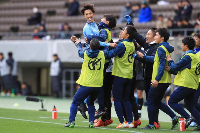 画像: 【1回戦】小林のゴールで松本国際が和歌山工を下し、2回戦に進出 - サッカーマガジンWEB