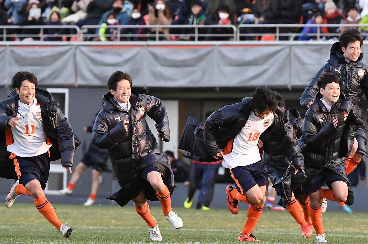 画像: 【2回戦】開幕戦を制した國學院久我山がPK戦の末に専大北上を破る - サッカーマガジンWEB