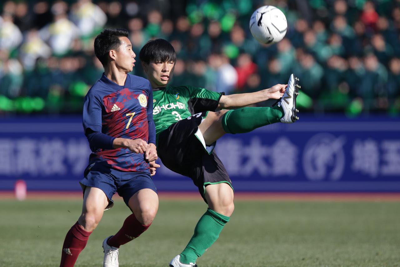 Images : 7番目の画像 - 主導権を握り続けた昌平が2-0で勝利した(写真◎佐藤博之) - サッカーマガジンWEB
