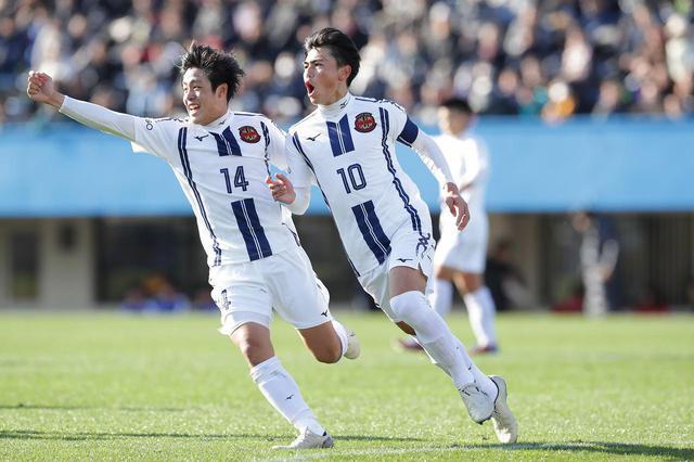 画像: 【2回戦】神戸弘陵学園が粘る明秀日立を振り切り3回戦進出 - サッカーマガジンWEB