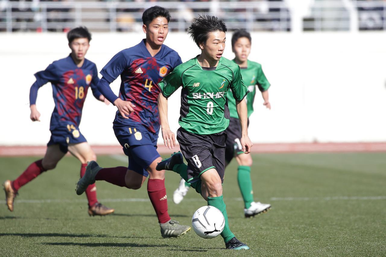 Images : 2番目の画像 - 主導権を握り続けた昌平が2-0で勝利した(写真◎佐藤博之) - サッカーマガジンWEB