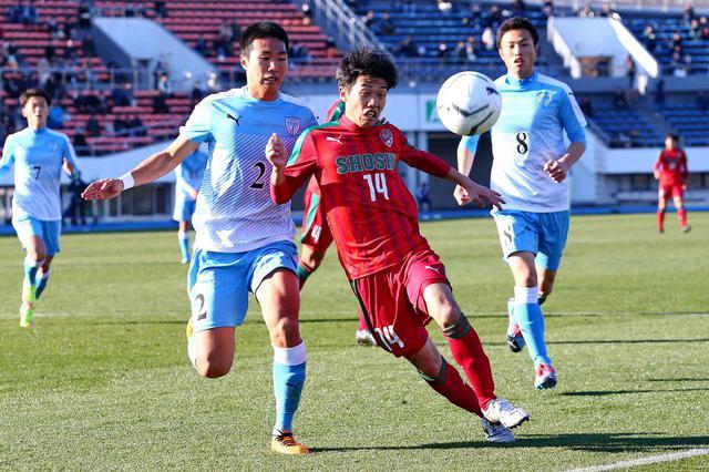 画像: 【2回戦】徳島市立がPK戦で前回ベスト4の尚志を下す - サッカーマガジンWEB