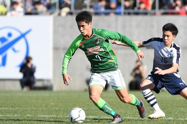 画像: 【2回戦】前回王者・青森山田が米子北から6ゴールを奪い初戦突破 - サッカーマガジンWEB