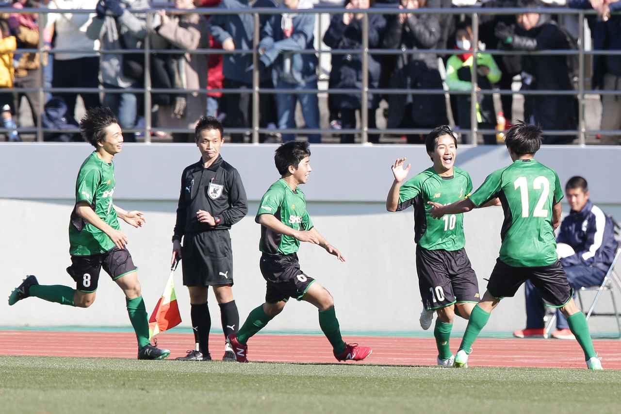 Images : 4番目の画像 - 主導権を握り続けた昌平が2-0で勝利した(写真◎佐藤博之) - サッカーマガジンWEB
