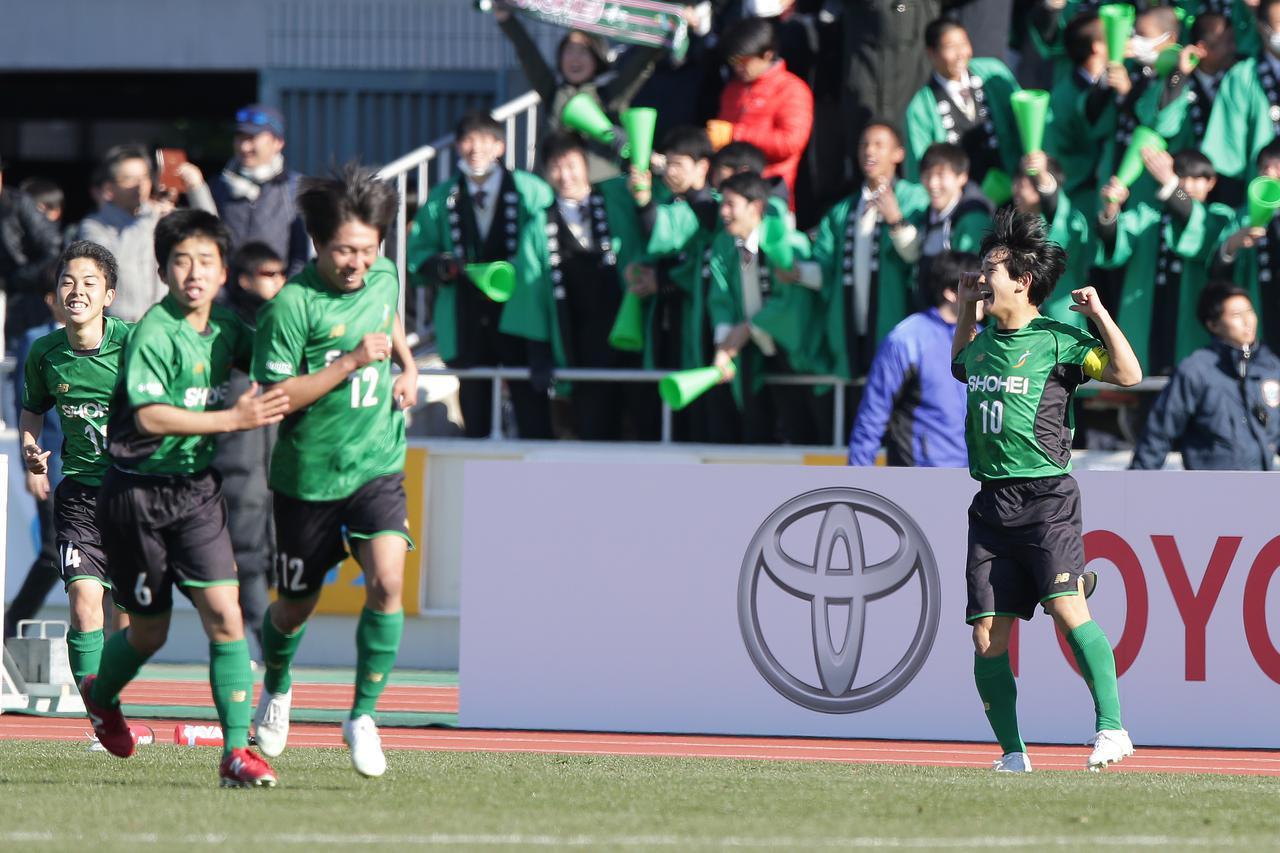 画像: 【2回戦】後半2得点の昌平が興國を下して3回戦へ - サッカーマガジンWEB