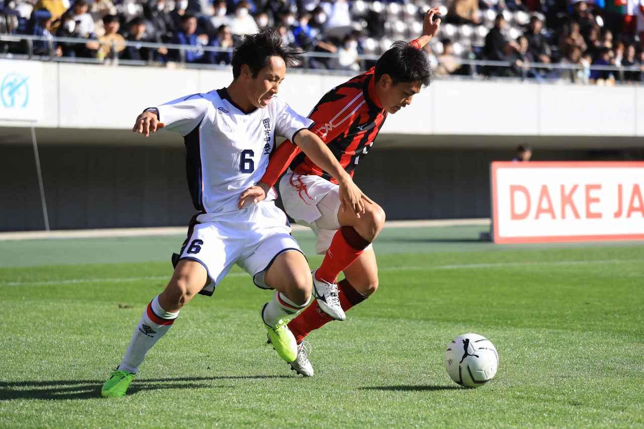 Images : 5番目の画像 - 激しい点の取り合いとなった試合は、PK戦で決着がついた(写真◎福地和男) - サッカーマガジンWEB