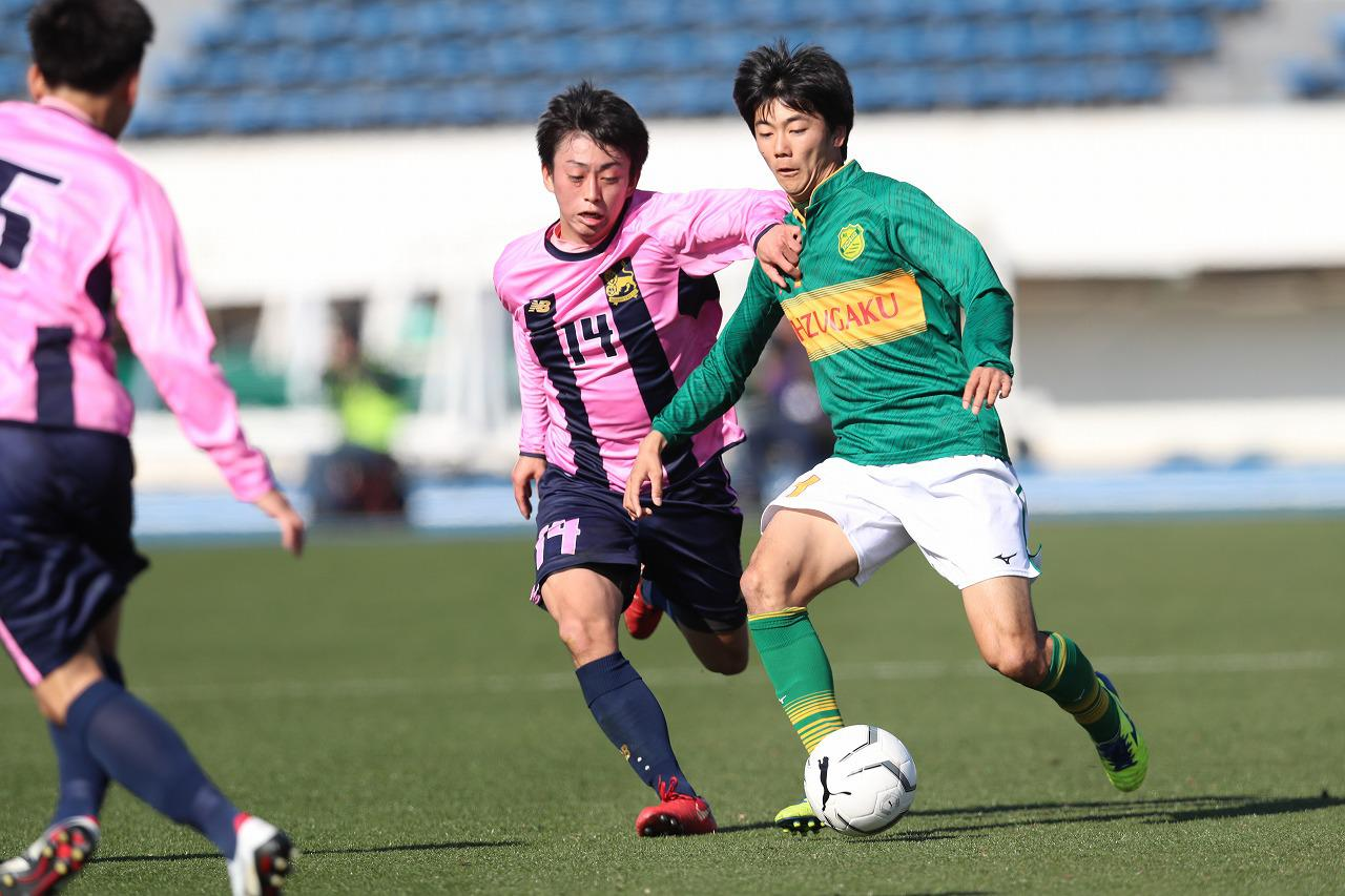 Images : 6番目の画像 - 静岡学園が今治東に完封勝利を収めた(写真◎中島光明) - サッカーマガジンWEB
