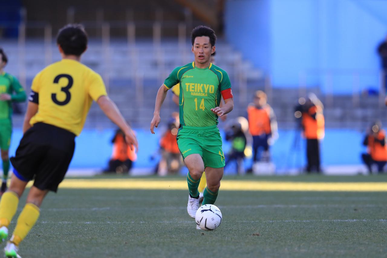 Images : 6番目の画像 - 帝京長岡が仙台育英に1-0で競り勝ち、新潟勢初の4強入り - サッカーマガジンWEB