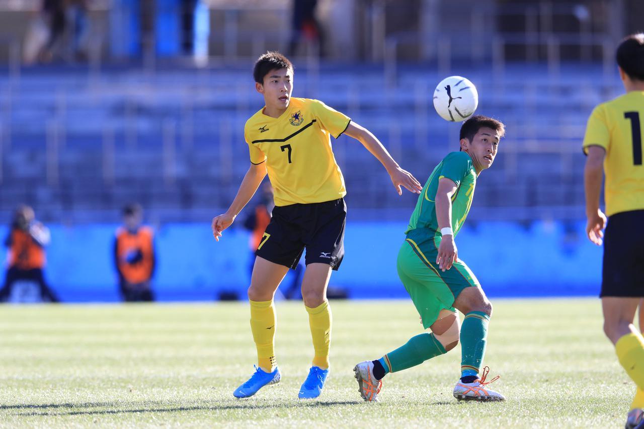 Images : 2番目の画像 - 帝京長岡が仙台育英に1-0で競り勝ち、新潟勢初の4強入り - サッカーマガジンWEB