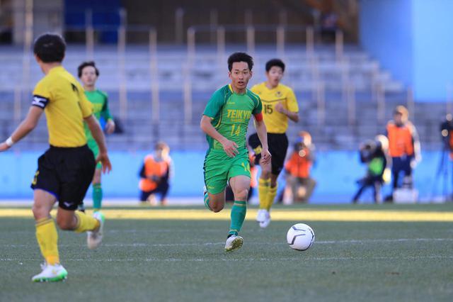 画像: 【準々決勝】目指すは日本一。帝京長岡MF谷内田「ここは通過点でしかない」 - サッカーマガジンWEB